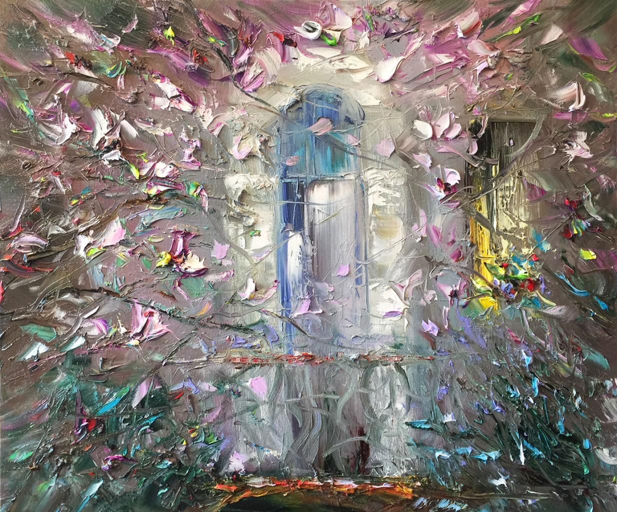 Scent of magnolia