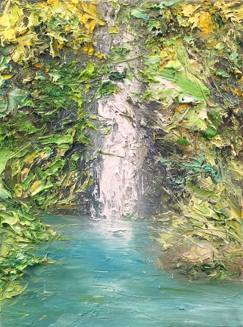 тюркоазен-водопад