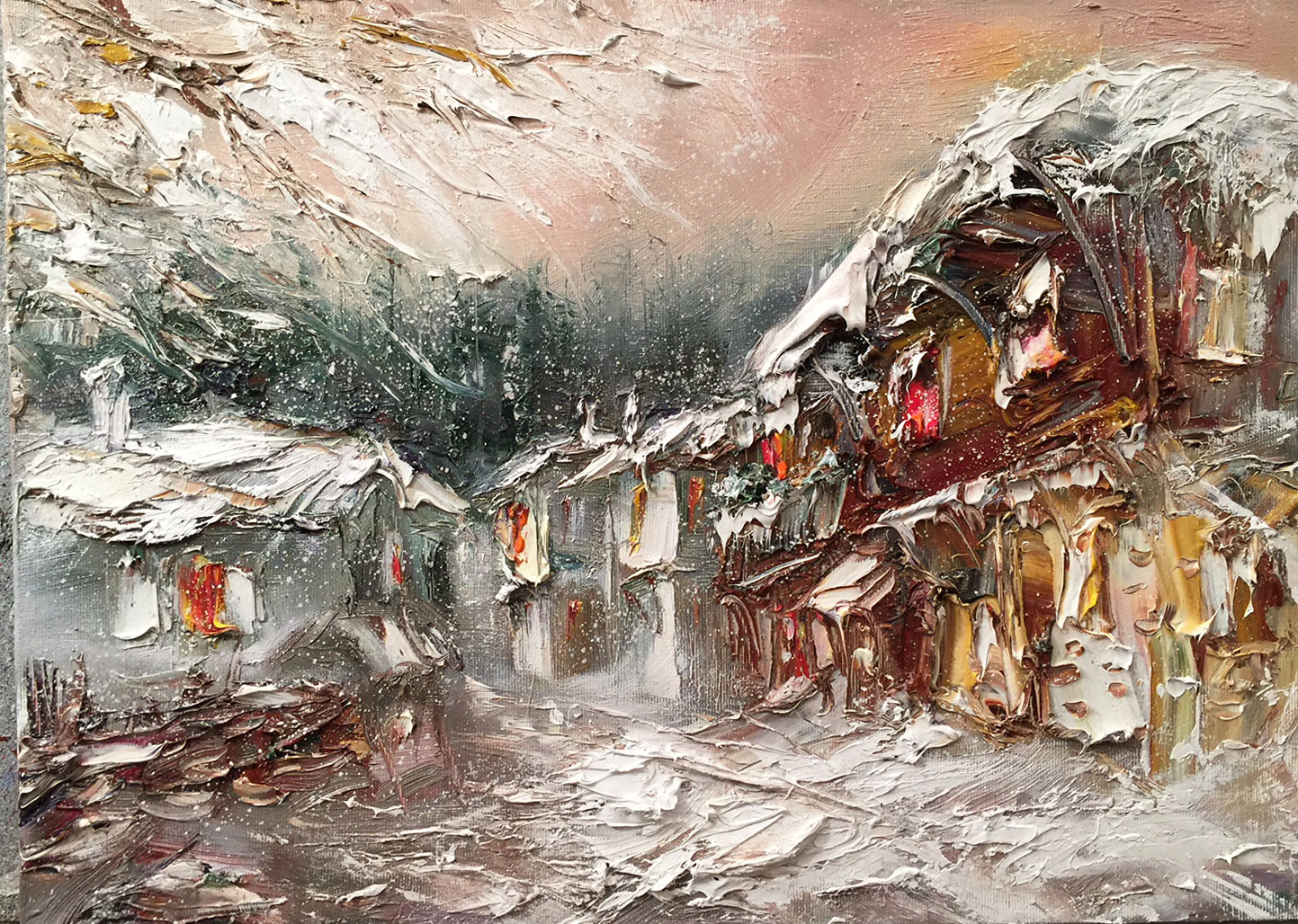 Родопска зима