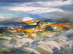 абстрактно-море