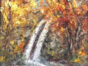 есенен-водопад