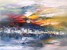 абстрактен-пейзаж