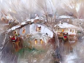 зимна-тишина